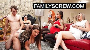 Pregnant Ladies and Creampies part 2