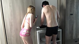 HOUSESLAVE OF A YOUNG FRENCH PRINCESS!