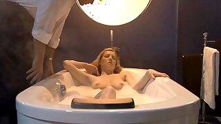 Celeb Anna Jimskaia bare good explicit Monamour video