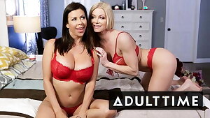 The SEXIEST MILF Stepmoms! - Alexis Fawx & Serene Siren