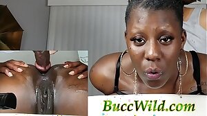 Fresh Ghetto Chick First Time ANAL.....Dazzling Tazzy