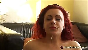 True Amateur Sub Girl Mishandled And Rough Penetrated